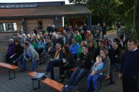 Serenade in Lengenfeld am 03.10.2014